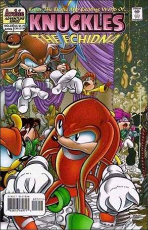 Knuckles 23-A