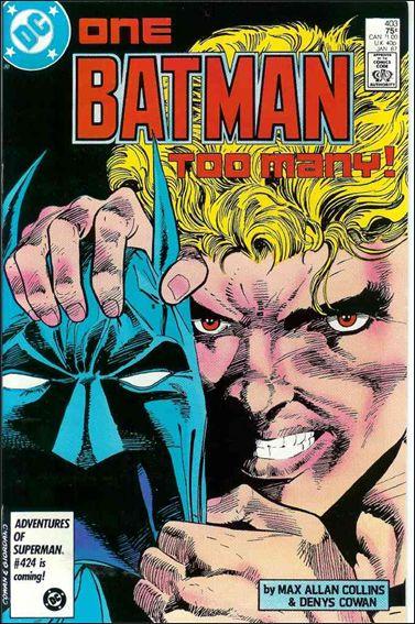 Batman (1940) 403-A by DC