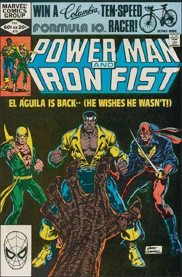 Power Man and Iron Fist (1978) 78-A by Marvel