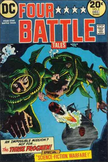 Four-Star Battle Tales 5-A by DC