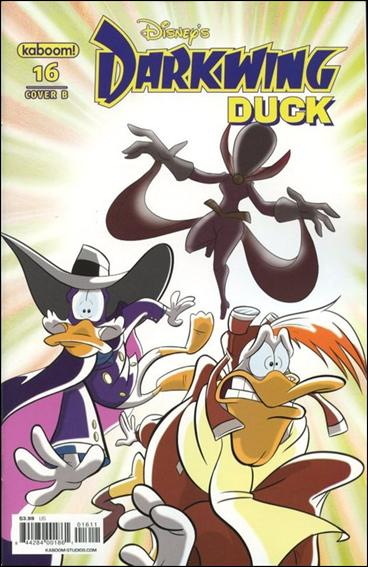 Darkwing Duck (2010) 16-B by Kaboom!