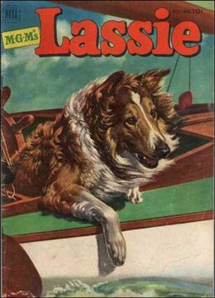 Lassie (1950) 9-A
