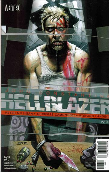 Hellblazer 268-A by Vertigo
