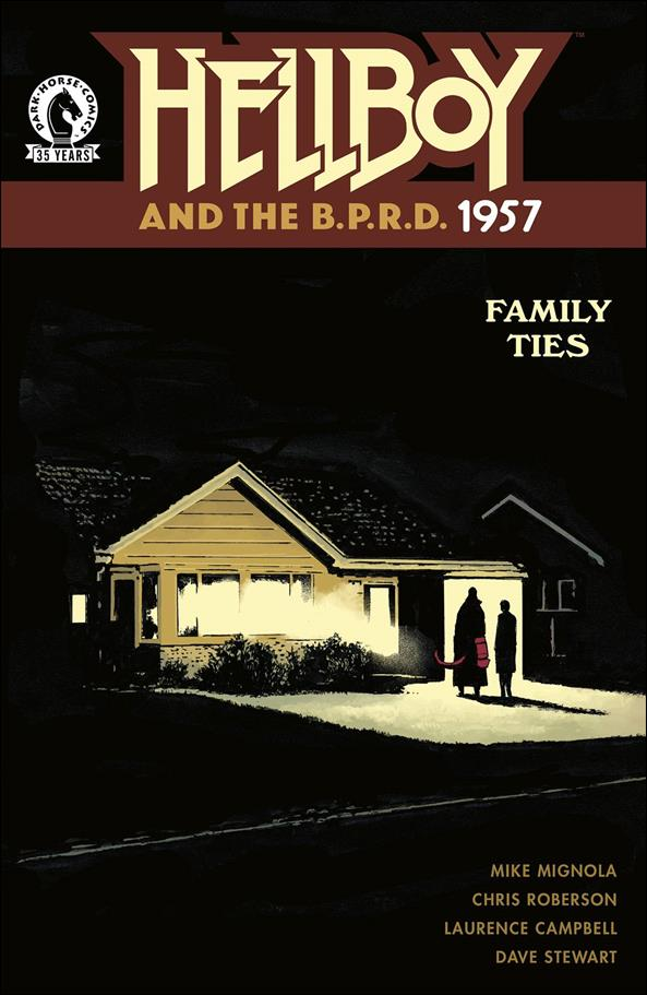 Hellboy and the B.P.R.D.: 1957 - Family Ties One Shot-A by Dark Horse