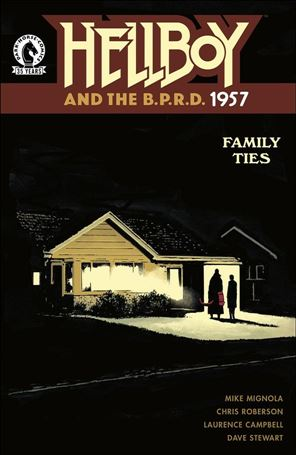 Hellboy and the B.P.R.D.: 1957 - Family Ties One Shot-A