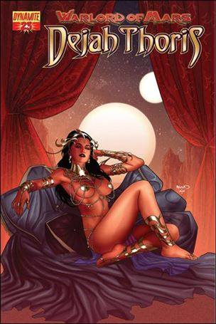 Warlord of Mars: Dejah Thoris 23-A