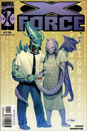 X-Force (1991) 110-A