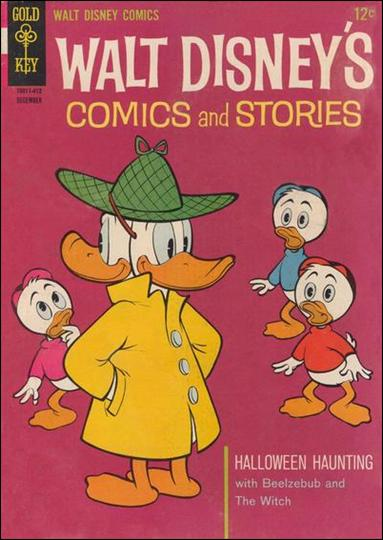 Walt Disney's Comics and Stories (1940) 291-A by Dell