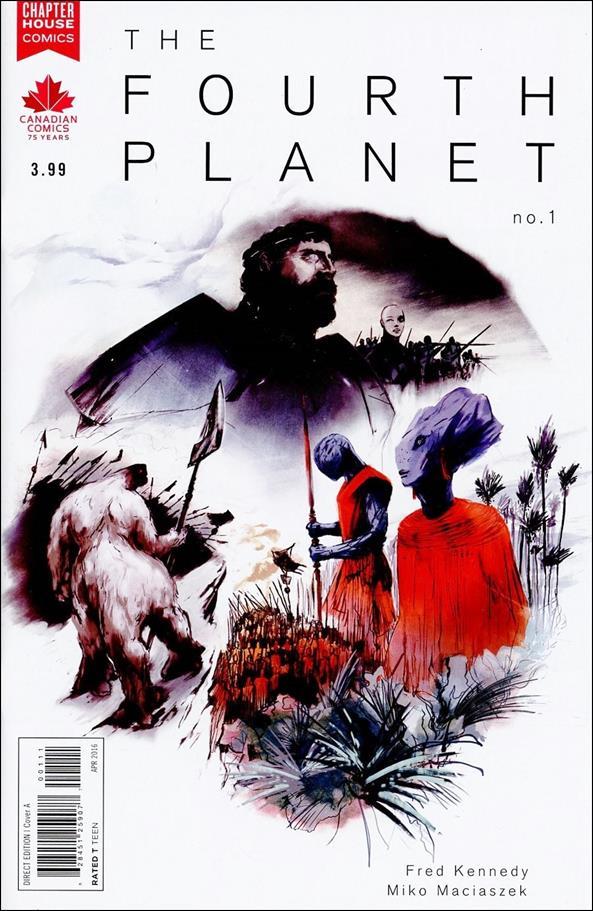 Fourth Planet 1-A