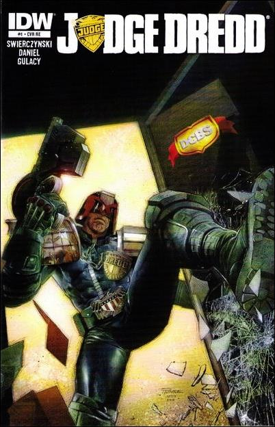 Judge Dredd (2012) 1-LD by IDW