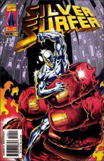 Silver Surfer (1987) 119-A by Marvel