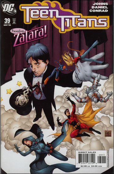 Teen Titans (2003) 39-A by DC
