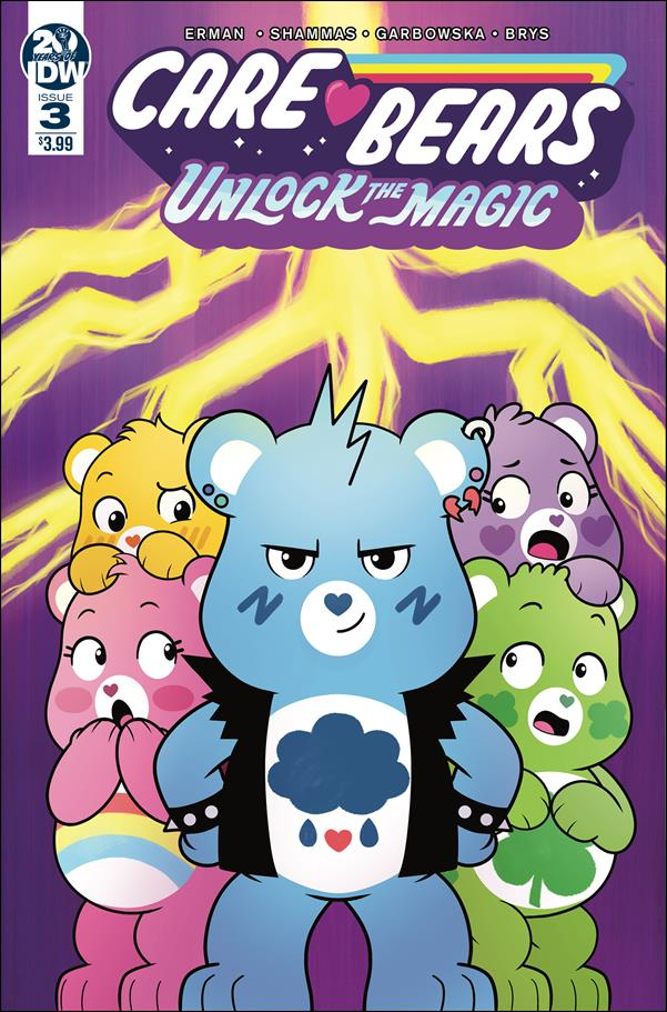 Care Bears (2019) 3-A by IDW