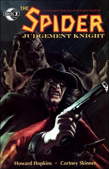 Spider: Judgement Knight 3-A by Moonstone