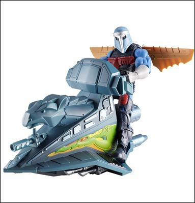 Masters of the Universe Classics (Vehicles and Accessories) Sky High with Jet Sled Loose by Mattel