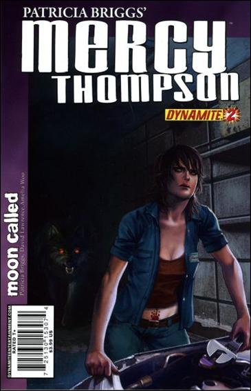 Patricia Briggs' Mercy Thompson: Moon Called 2-A by Dynamite Entertainment