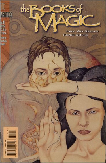 Books of Magic (1994) 41-A by Vertigo