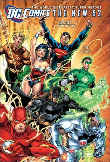 DC Comics: The New 52 nn-A by DC
