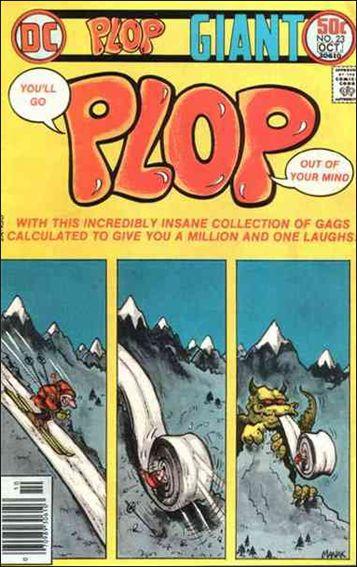 Plop! 23-A by DC