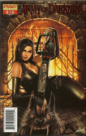 Army of Darkness (2006) 10-F by Dynamite Entertainment