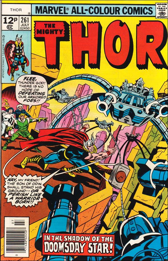 Thor (1966) 261-C by Marvel