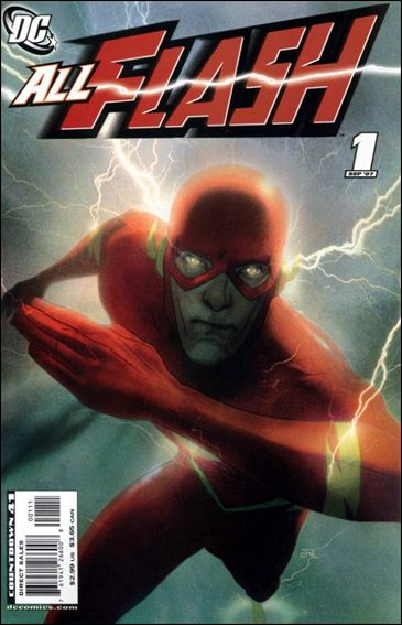 All Flash (2007) 1-B by DC
