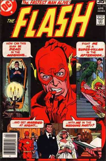 Flash (1959) 260-A by DC
