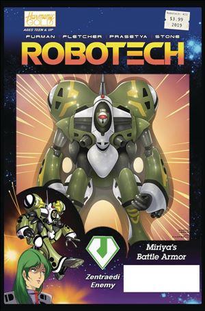Robotech (2017) 23-B