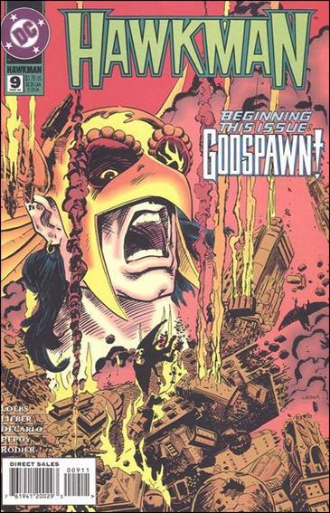 Hawkman (1993) 9-A by DC