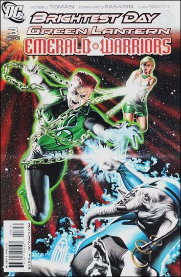 Green Lantern: Emerald Warriors 3-A by DC