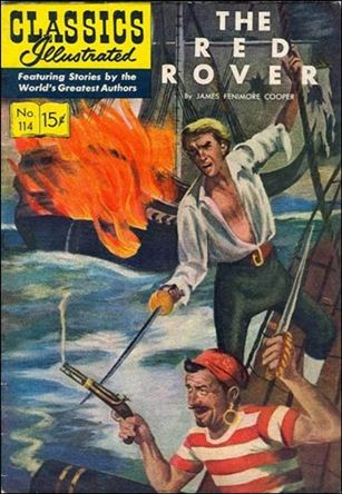 Classic Comics/Classics Illustrated 114-A