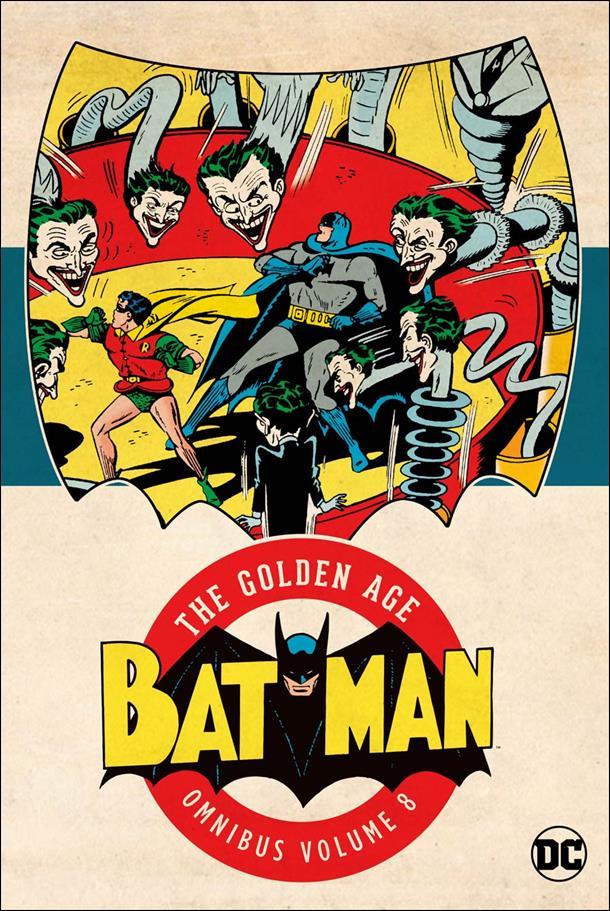 Batman: The Golden Age Omnibus 8-A by DC