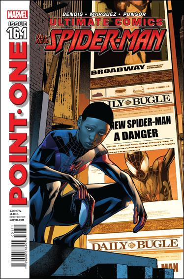 Ultimate Comics Spider-Man 16.1-A by Marvel