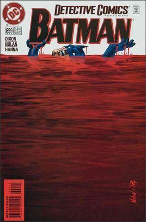 Detective Comics (1937) 699-A