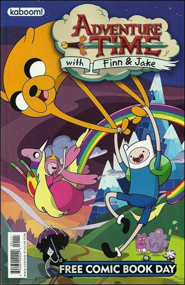 Adventure Time Free Comic Book Day Edition / Peanuts Free Comic Book Day Edition nn-A by Kaboom!