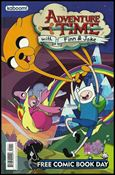 Adventure Time Free Comic Book Day Edition / Peanuts Free Comic Book Day Edition nn-A