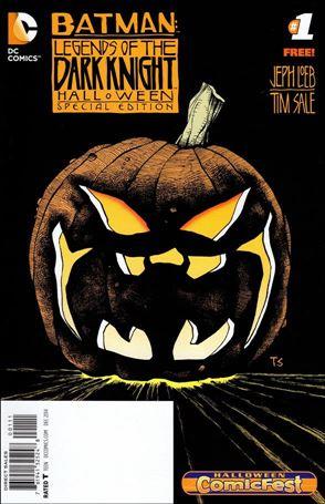 Batman: Legends of the Dark Knight Halloween Special 1-B