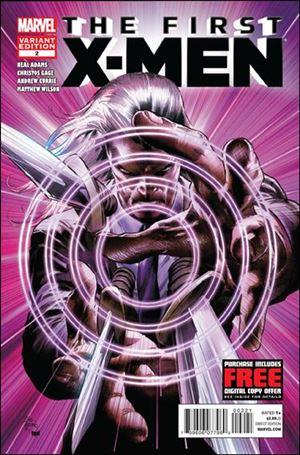 First X-Men 2-B