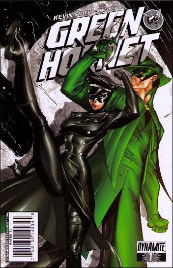 Green Hornet (2010) 1-N by Dynamite Entertainment