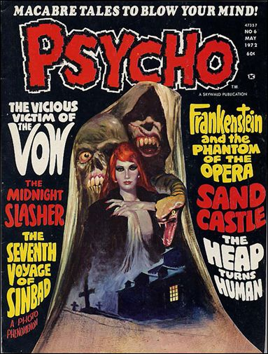 Psycho (1971) 6-A by Skywald