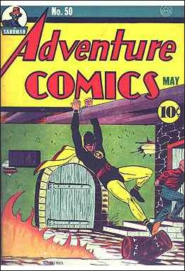 Adventure Comics (1938) 50-A by DC