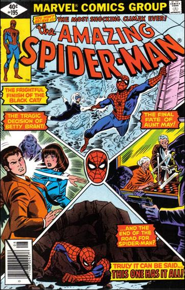 Amazing Spider-Man (1963) 195-A by Marvel