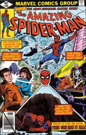 Amazing Spider-Man (1963) 195-A