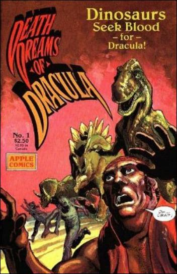 Death Dreams of Dracula 1-A by Apple
