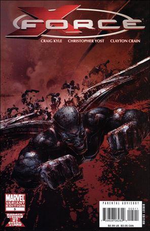 X-Force (2008) 5-B