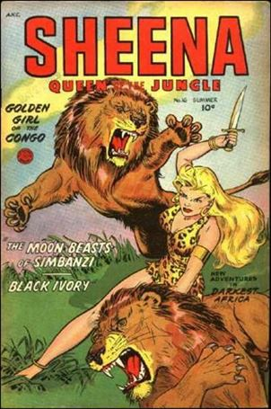Sheena, Queen of the Jungle (1942) 16-A