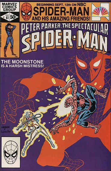 Spectacular Spider-Man (1976) 61-A by Marvel