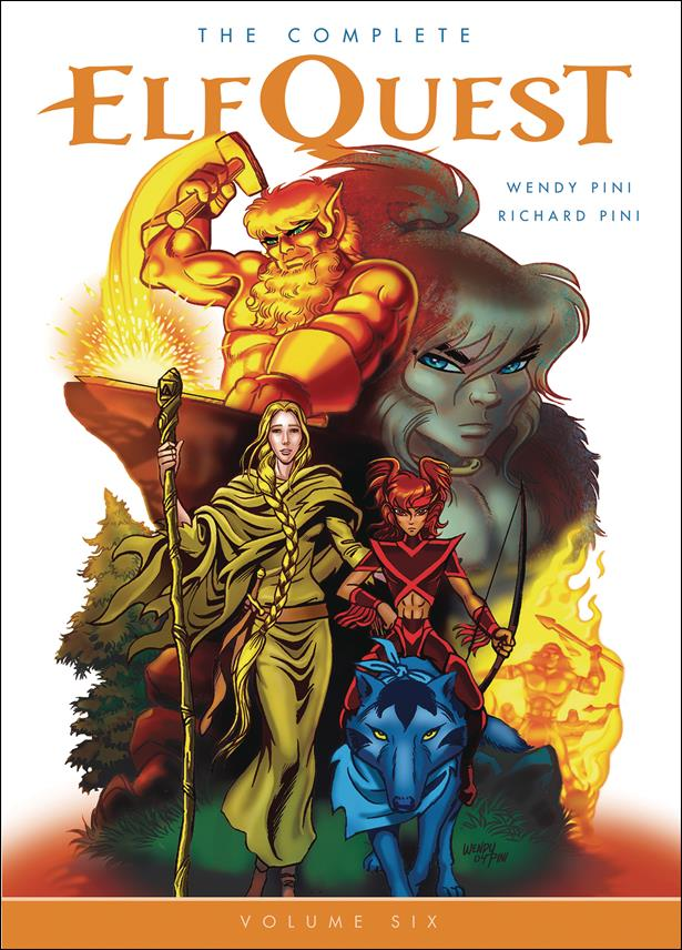 Complete ElfQuest 6-A by Dark Horse