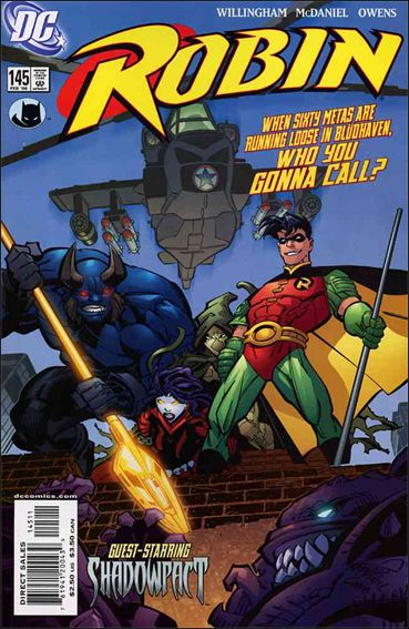 Robin (1993) 145-A by DC