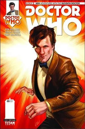 Doctor Who: The Eleventh Doctor 3-A